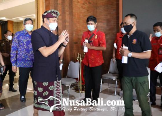 Nusabali.com - badung-geber-vaksinasi-covid-19