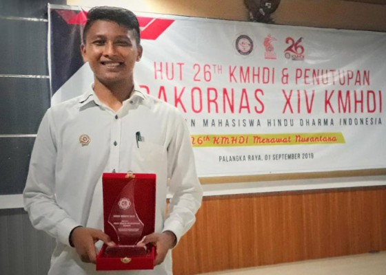 Nusabali.com - wayan-darmawan-maju-ke-bursa-calon-ketua-presidium-pp-kmhdi
