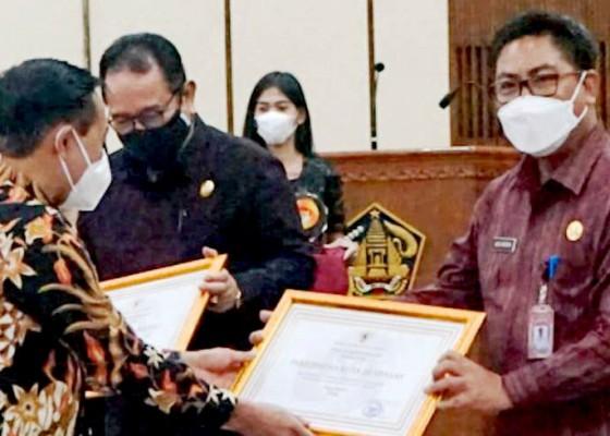 Nusabali.com - pemkot-denpasar-raih-anugerah-meritokrasi-dari-kasn-ri