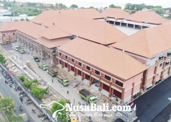 Nusabali.com - penetapan-tarif-sewa-pasar-banyuasri-dikebut