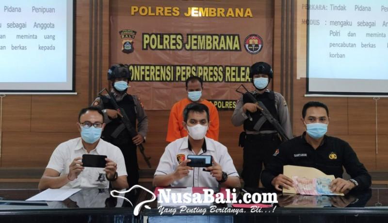 www.nusabali.com-ngaku-anggota-buser-pecatan-polisi-lakukan-aksi-penipuan