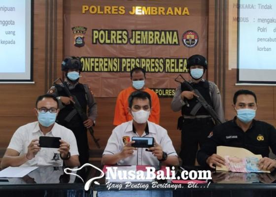 Nusabali.com - ngaku-anggota-buser-pecatan-polisi-lakukan-aksi-penipuan