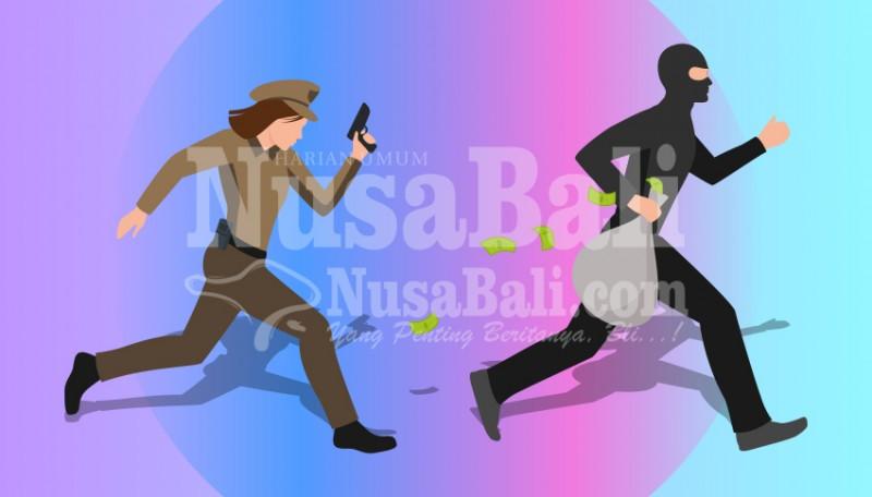 www.nusabali.com-polisi-kantongi-identitas-perampok-spbu