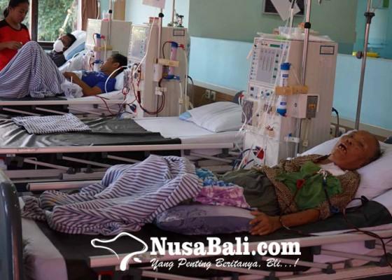 Nusabali.com - pasien-cuci-darah-wajib-tes-antigen
