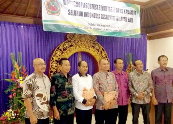 Nusabali.com - gelar-workshop-sekwan-se-indonesia-kumpul-di-bali