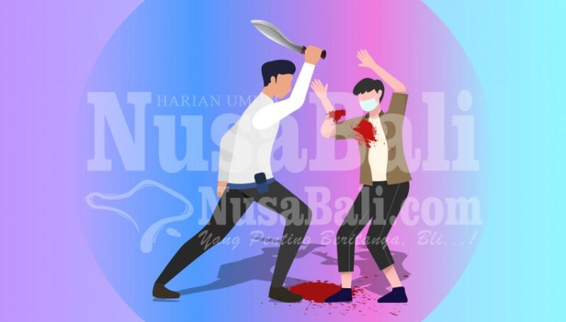 www.nusabali.com-duel-lawan-perampok-ayah-tewas-anak-luka-luka