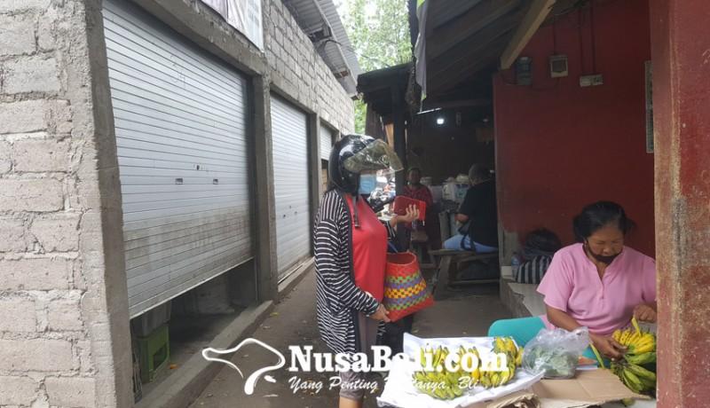 www.nusabali.com-pembongkaran-pasar-darurat-tunggu-relokasi-pedagang