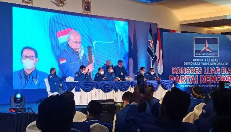 www.nusabali.com-moeldoko-terpilih-jadi-ketua-umum-partai-demokrat-versi-klb