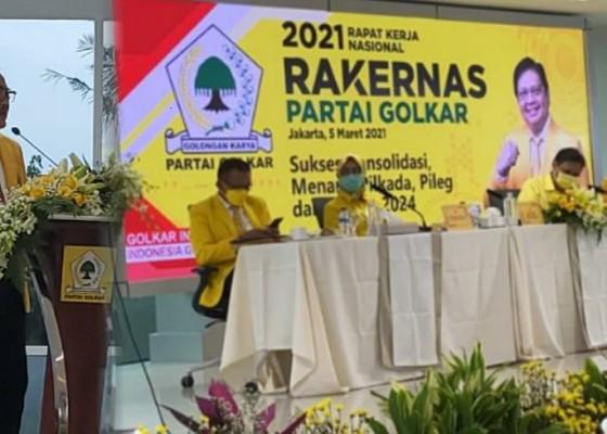 Nusabali.com - dpd-i-golkar-bali-cetuskan-airlangga-hartarto-capres-2024