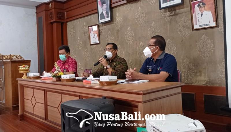 www.nusabali.com-bupati-sanjaya-kumpulkan-5-camat-daerah-rawan