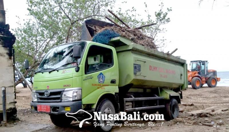 www.nusabali.com-dinas-lhk-angkut-60-ton-sampah-kiriman-di-sto