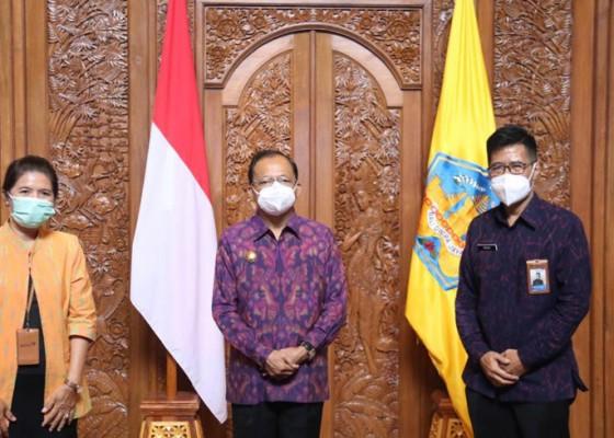 Nusabali.com - gubernur-koster-ajak-bkkbn-bali-sinergi-berantas-stunting