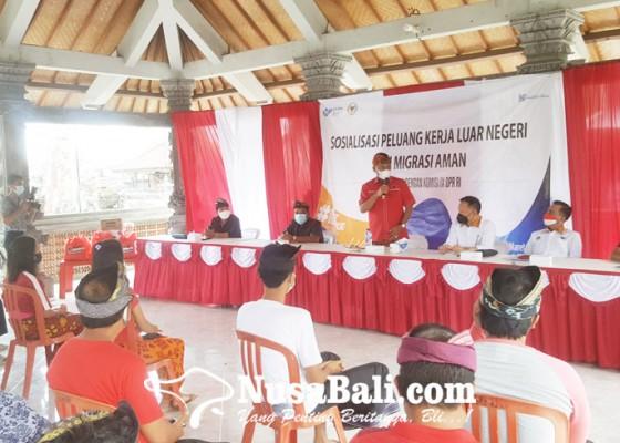 Nusabali.com - puluhan-ribu-pmi-gagal-berangkat-ke-luar-negeri