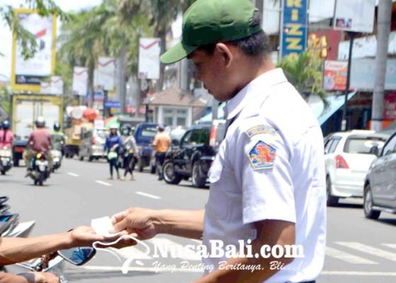 Nusabali.com - target-retribusi-parkir-naik-2-kali-lipat