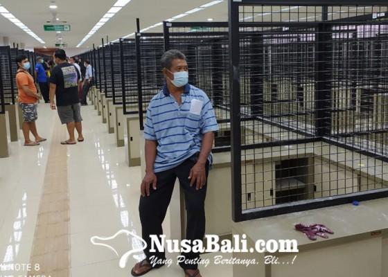 Nusabali.com - pedagang-adu-nasib-di-tengah-pandemi