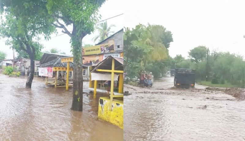 www.nusabali.com-banjir-di-gerokgak-rendam-jalan-dan-pemukiman