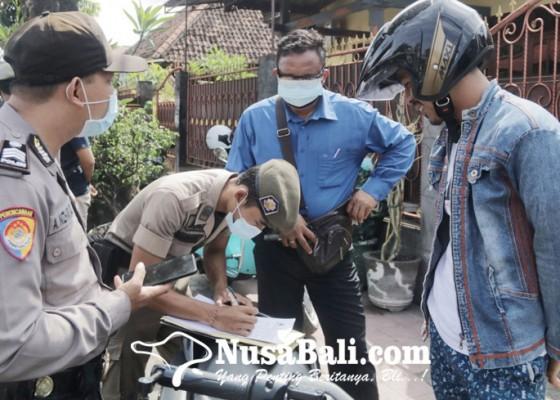 Nusabali.com - jelang-nyepi-sidak-prokes-jalan-terus