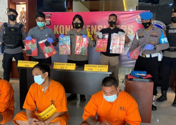 Nusabali.com - bali-police-apprehend-three-released-drug-convicts-in-klungkung