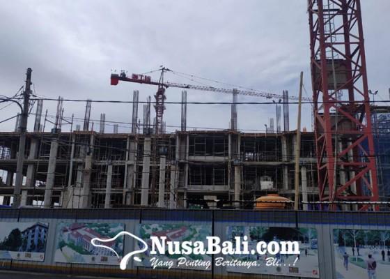 Nusabali.com - revitalisasi-pasar-gianyar-berlanjut
