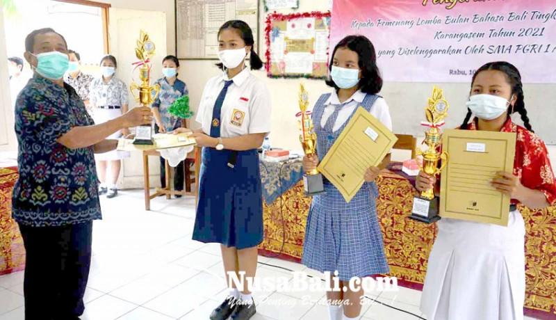 www.nusabali.com-siswi-smp-jawara-lomba-bulan-bahasa-bali