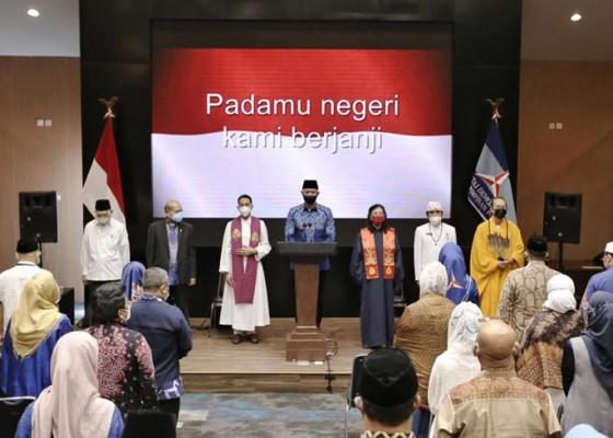 Nusabali.com - ahy-gelar-doa-bersama-dengan-tokoh-lintas-agama