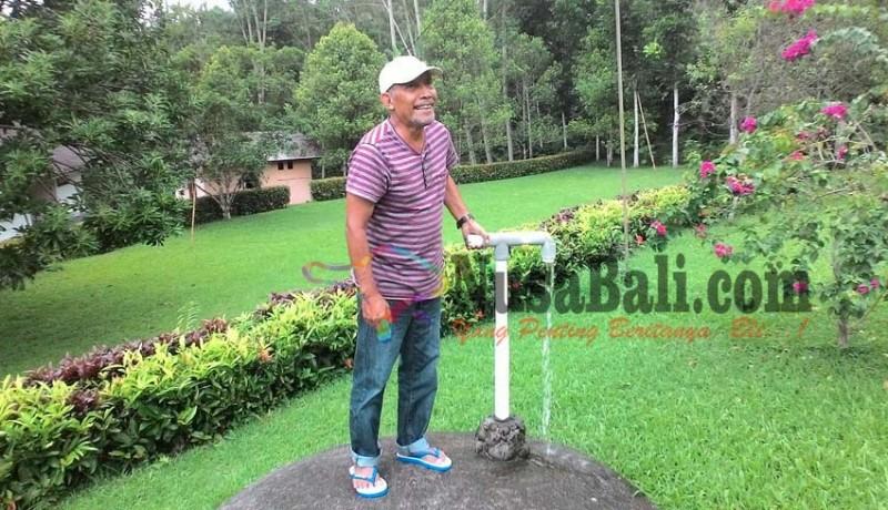 Nusabali Com Keliling Dunia Berkat Sukses Ciptakan Pompa Air Tanpa Listrik