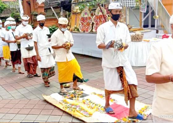 Nusabali.com - tawur-kasanga-pemkab-tabanan-gelar-mapepada