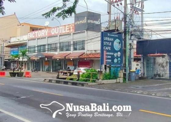 Nusabali.com - jalanan-denpasar-sudah-terasa-lengang