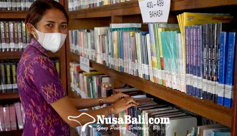 www.nusabali.com-perpustakaan-besakih-hanya-koleksi-1-buku-sejarah-pura-besakih