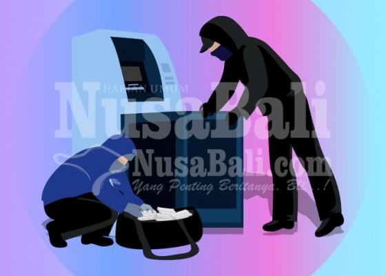 Nusabali.com - mesin-atm-dirusak-orang-tak-dikenal