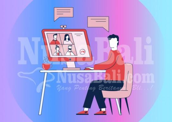 Nusabali.com - pandemi-ujian-sekolah-digelar-daring