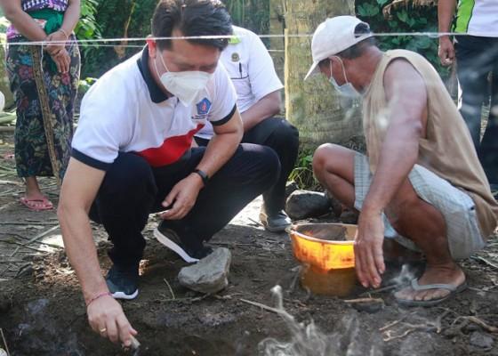 Nusabali.com - pandemi-bedah-rumah-kk-miskin-prioritas