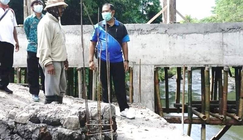 www.nusabali.com-jembatan-penghubung-subak-sidayu-satra-hampir-rampung