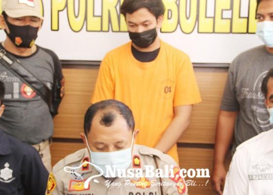 Nusabali.com - terlilit-angsuran-motor-dompet-rekan-kerja-disikat