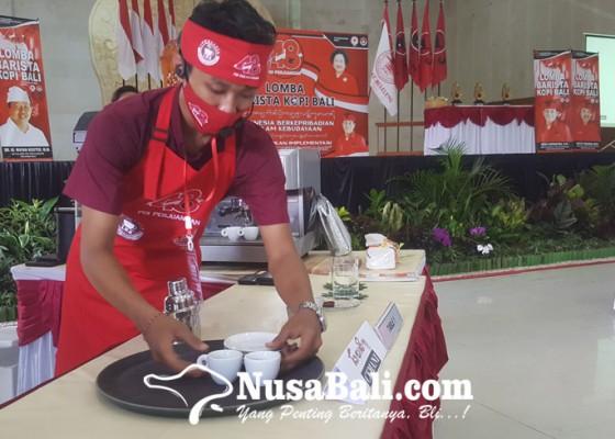 Nusabali.com - barista-buleleng-unjuk-bakat-angkat-potensi-kopi-lokal
