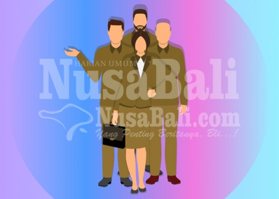 Nusabali.com - empat-pns-pemkab-bangli-absen-bertahun-tahun