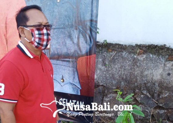 Nusabali.com - dpp-pdip-kampanyekan-politik-hijau-dengan-menanam-pohon