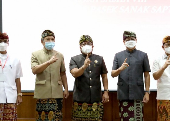 Nusabali.com - kadisbud-nahkodai-mgpssr-kabupaten-badung