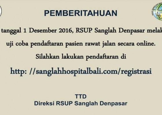 Nusabali.com - registrasi-online-pasien-rawat-jalan-rsup-sanglah