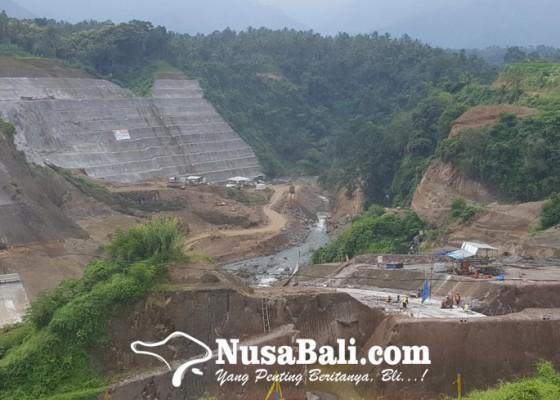 Nusabali.com - progres-bendungan-tamblang-capai-38-persen