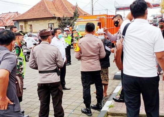 Nusabali.com - kapolres-cek-rute-dan-pos-pengamanan
