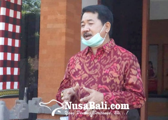 Nusabali.com - prof-kun-jadi-rektor-isi-darmawa-ditugasi-sebagai-plt-kadis-kebudayaan-bali