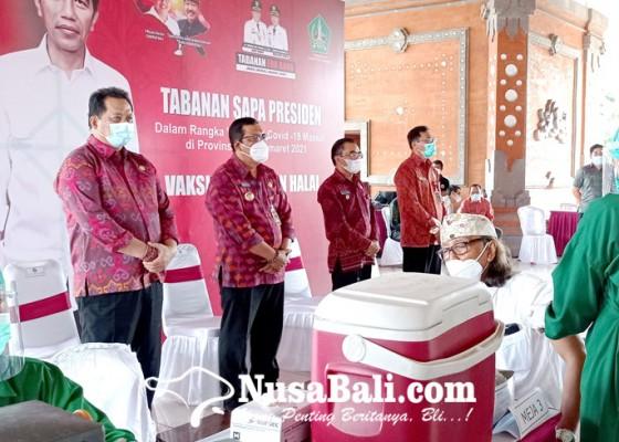 Nusabali.com - tabanan-tuntaskan-vaksinasi-tenaga-kesehatan