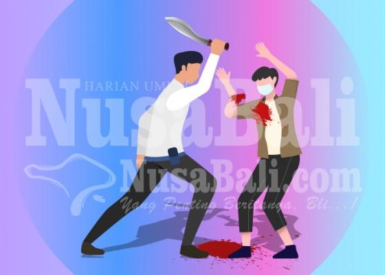 Nusabali.com - pasca-penusukan-desa-riang-gede-gelar-pecaruan