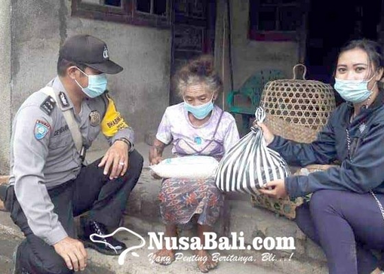 Nusabali.com - polsek-kubu-bantu-9-warga-kurang-mampu