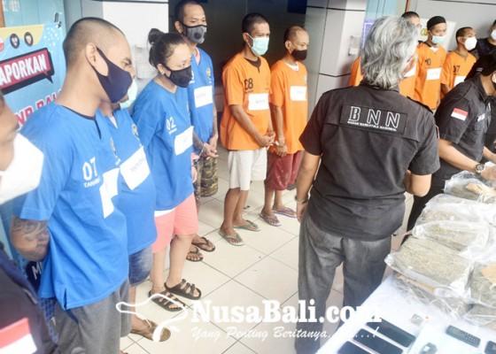 Nusabali.com - dua-jaringan-pengedar-shabu-medan-diringkus