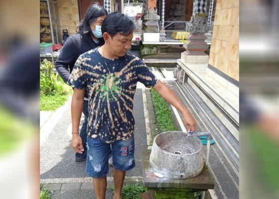 Nusabali.com - pelanggan-3-hari-tanpa-air-bersih
