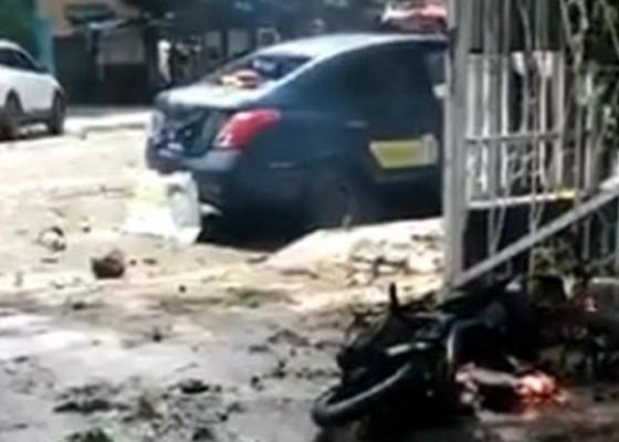 Nusabali.com - ledakan-di-gereja-katedral-makassar-diduga-bom-bunuh-diri