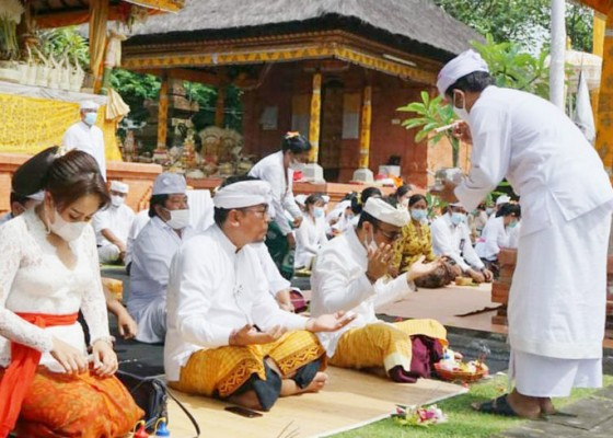 Nusabali.com - jaya-wibawa-ngaturang-bhakti-pujawali-di-pura-agung-lokanatha-denpasar