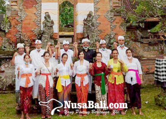 Nusabali.com - di-pengaji-ngadegang-bendesa-pakai-lekesan